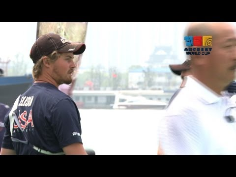 Team match #8 - Shanghai - Archery World Cup 2012
