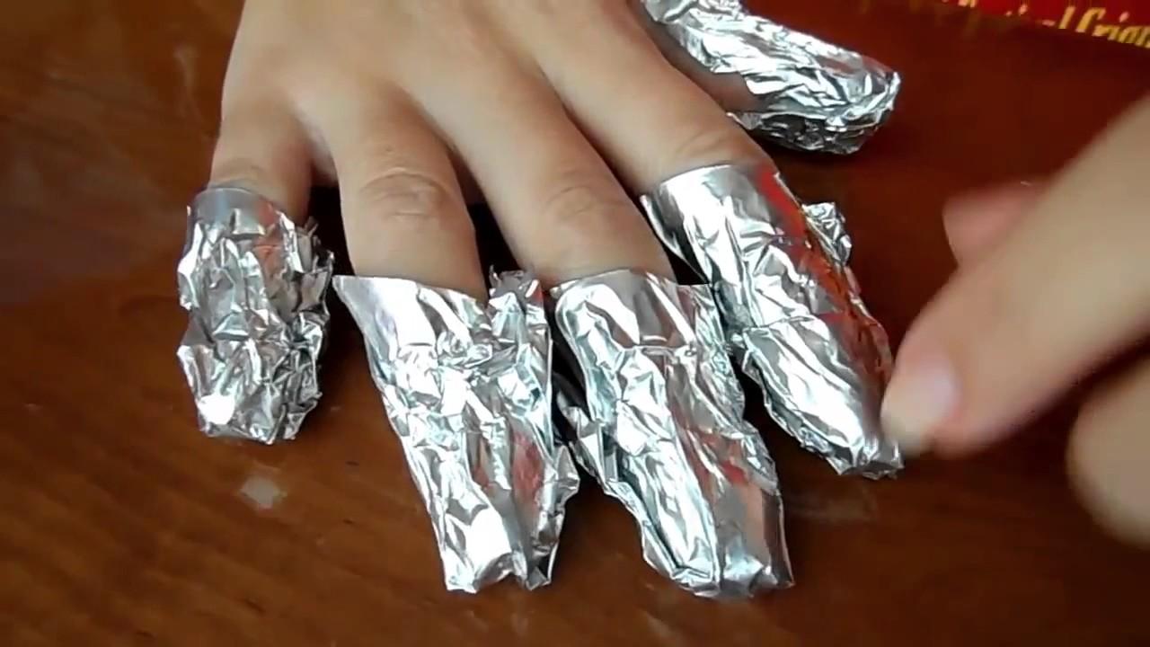 Tutorial Como Quitar El Esmalte Semipermanente El Mundo Del Nail Art