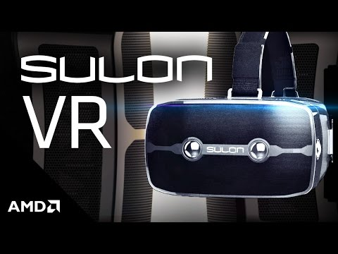 Introducing Sulon Q powered by AMD