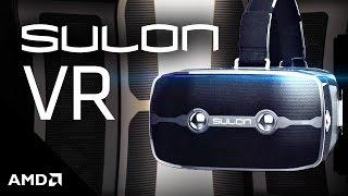 Sulon Q هي خوذة جديدة لاسلكية للواقع الإفتراضي تضم معالج حواسيب من شركة AMD