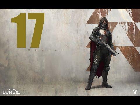 Destiny - Hunter Walkthrough Part 17: The Garden's Spire