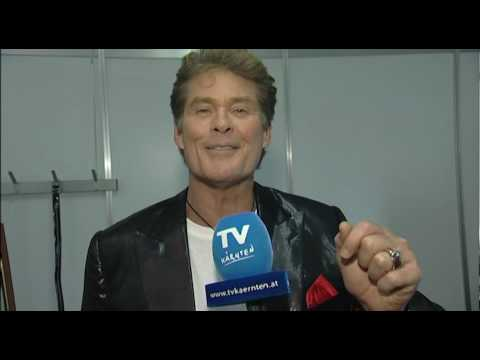 David Hasselhoff Singt Happy Birthday Youtube