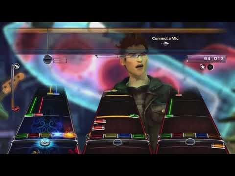 Breaking Benjamin - Red Cold River [Rock Band 3 Custom]