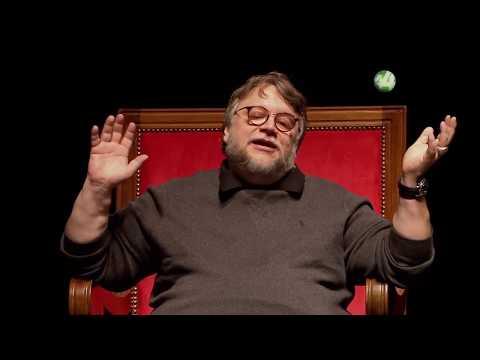 3era Master Class de Guillermo del Toro: De Geometría a La Forma del Agua