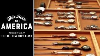 Shinola Watches   This Built America