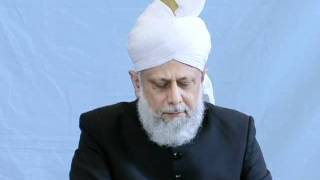 (Bengali) Friday Sermon 7th October 2011 Islam Ahmadiyya