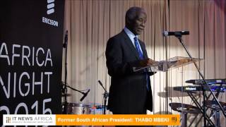 MWC 2015: Thabo Mbeki takes a stance on ICT in Africa