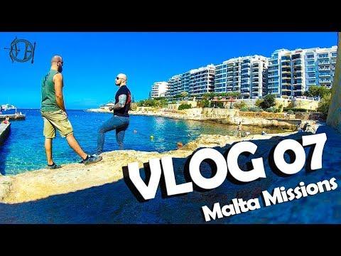 Arrows of Hungary VLOG ep07: Malta Missions (MAGYAR FELIRATTAL!)