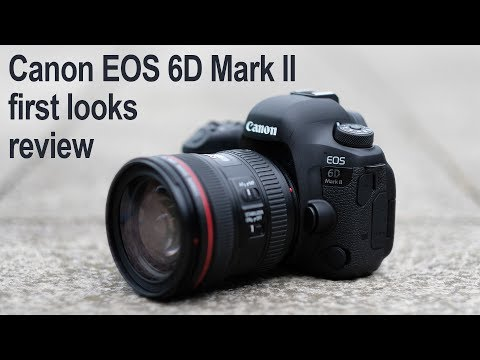 Canon EOS 6D Mark II review - | Cameralabs