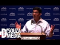 Dinesh D'Souza goes UNCHAINED at Trinity University