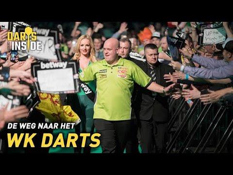 De weg naar het WK Darts! | DARTS INSIDE