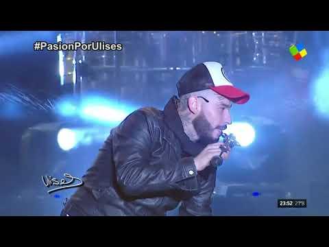 Ulises Bueno | Ahora Mirame | Tecnopolis (03-12-17) [HD]
