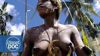 Mujeres Cocodrilo en Papua Nueva Guinea | Curiosidades del Mundo