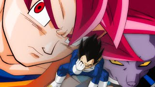 dragon ball super amv it has begun hd