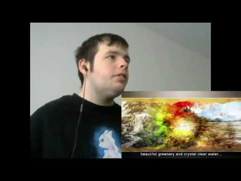 GOD WARS Future Past Debut Trailer Reaction