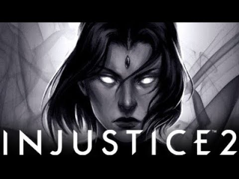 Injustice 2 - Where Is Raven?
