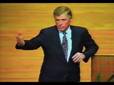 November 1995 - Former VP Dan Quayle '69 at His Alma Mater, DePauw University