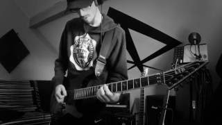 Within Temptation Shot In The Dark Guitar Cover