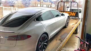 My TESLA battery DIED!!! thumbnail