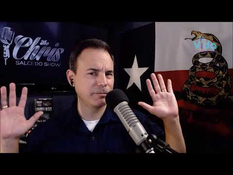 The Chris Salcedo Show (3/26/18) Guest: Edwin Walker Topic Biased press AGAIN