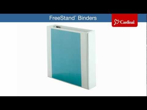 Cardinal® FreeStand™ Binders