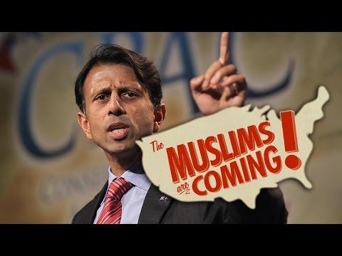 Bobby Jindal Warns Of Muslim Invasion In USA