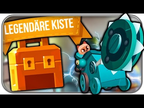 GRÖSSTER FAIL IN LEGENDÄRE TRUHE | CATS Crash Arena Turbo Stars Let's Play | Deutsch German
