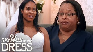 Bride's Mother Convinced That This Fishtail Dress Isn't the One | Say Yes To The Dress UK