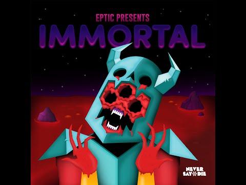 Immortal EP (FELINE Minimix) - June 2015
