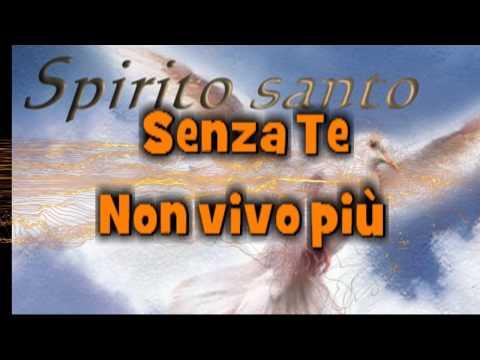 Guidami Spirito Santo