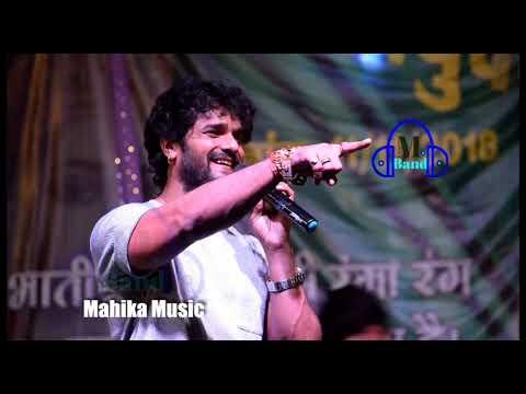 100 में से 90 Dhoka Deti Hai - Khesari Lal Yadav Superhit Show पचरुखिया Ara