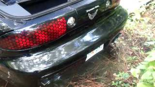 Pontiac Trans Am WS6 T-rex cam start up and idle