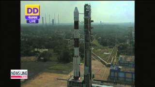 India succeeds in launching Mars-bound space probe