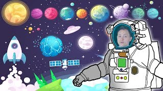 What It Takes To Become An Astronaut? | Exciting Science Facts By HooplaKidz Lab