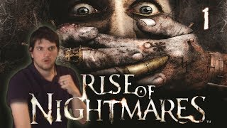 Rise of Nightmares - A weird Kinect horror game (Xbox 360) - Part 1