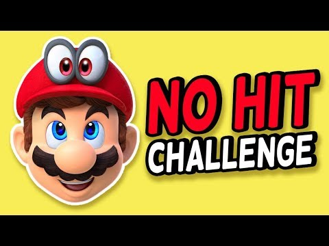 Download Youtube: MARIO ODYSSEY NO HIT BOSS CHALLENGE!