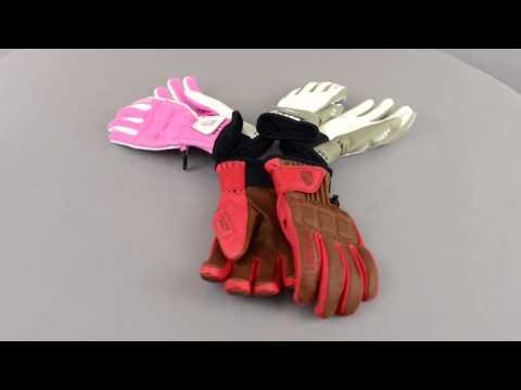 Hestra Henrik Windstedt Pro Ski Gloves - Insulated (For Men And Women)