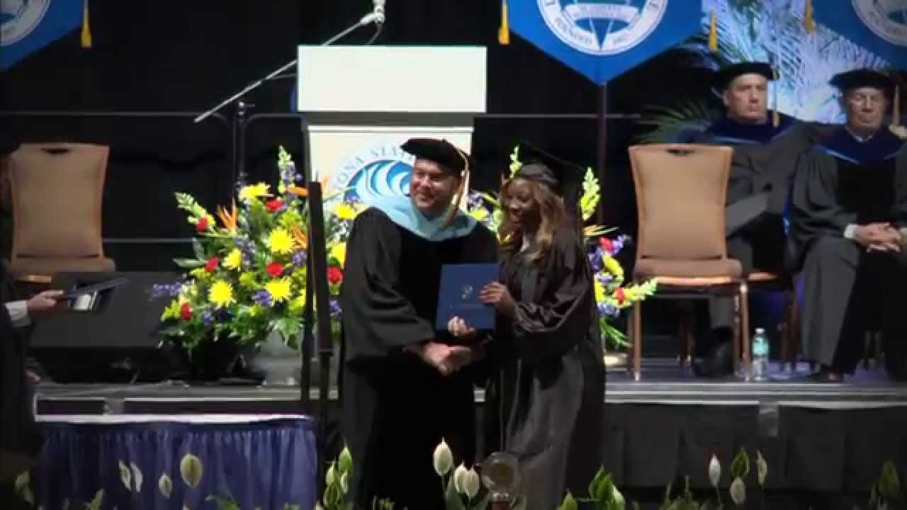 Daytona State College 2015 Commencement 2pm - YouTube Daytona State College Online Class Photos