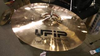 UFIP Supernova Crash Cymbal 16""