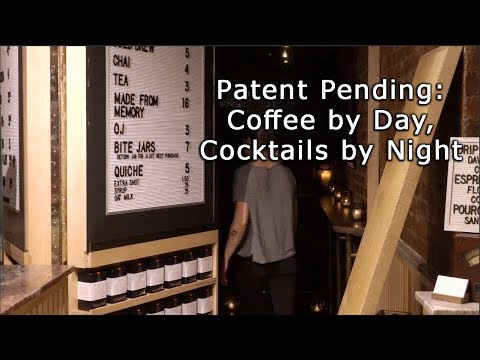 MRM News--Patent Pending: Coffee by Day, Cocktails by Night