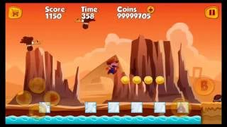 Sboy World Adventure - Super Smash Jungle World (Mario For Android)