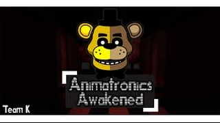 ROBLOX Animatronics Awakened Episode #2