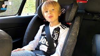 Bewertung Video über den Kindersitz Titan Pro von Maxi-Cosi