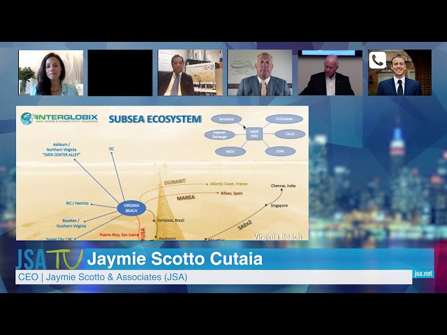 JSA Virtual CEO Roundtable | Virginia Beach Use Case: The Importance of Interconnectivity