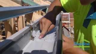 Steeline - Installing Roof gutters
