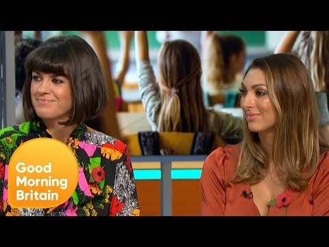 Is It OK to Photoshop Your Kid's School Photo? | Good Morning Britain