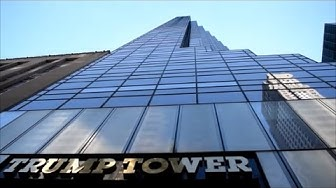 Trump Tower Tour - New York City (HD)