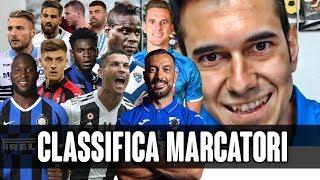 Chi VincerÀ La Classifica Marcatori E Quanti Goal Faranno I Bomber Della Serie A 2019-20?