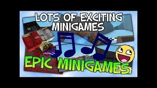 Roblox Playing through the fun-Epic Minigames | KL Gaming