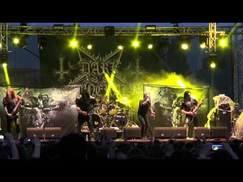 Dark Funeral  My Funeral   At Metalhead Meeting Bucharest Romania 12062015